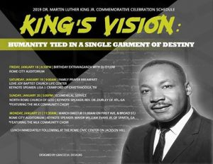 MLK Jr Celebration