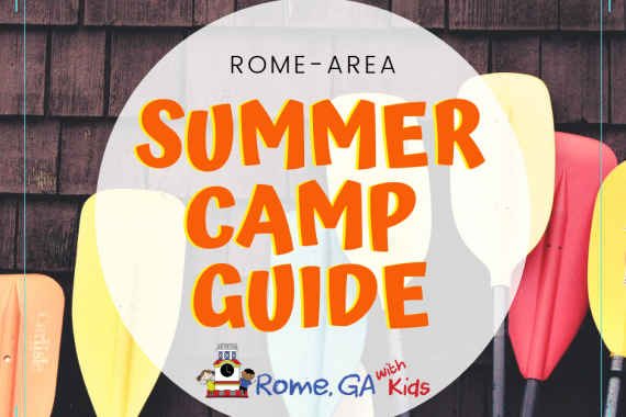 Rome Summer Camp Guide 2019
