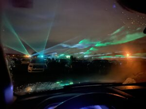 Christmas Laser Light Show - Bartow @ Sam Smith Park