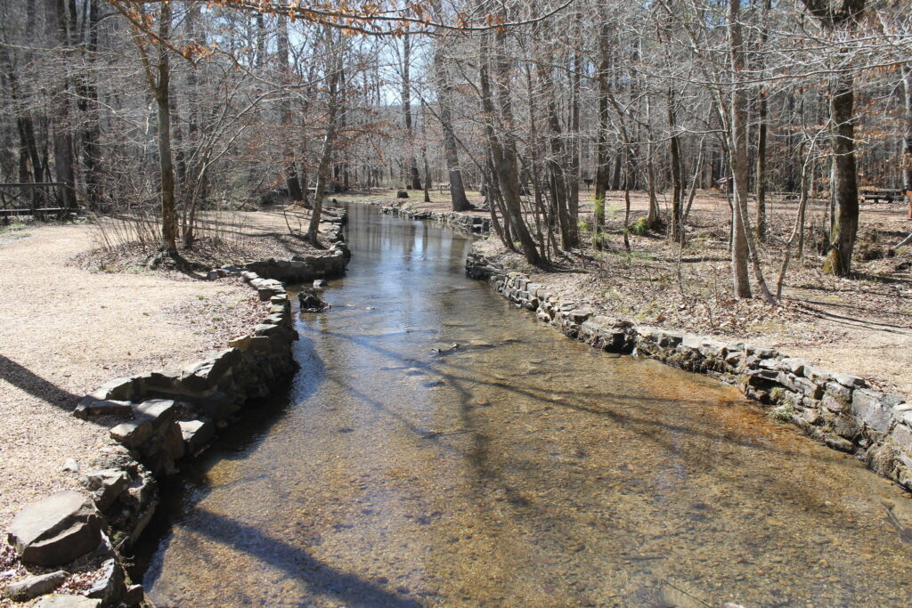 picture of the creek