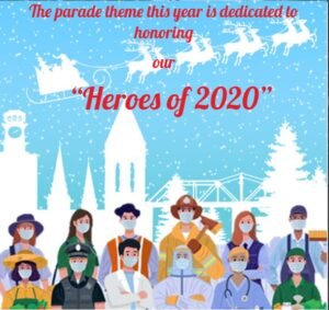 Miracle on Braves Boulevard - Rome Christmas Parade @ Rome Braves Stadium